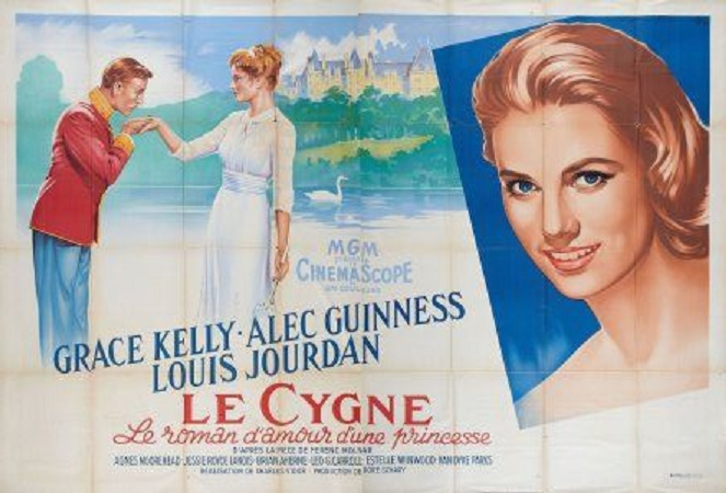 Grace Kelly Movie The Swan 1956