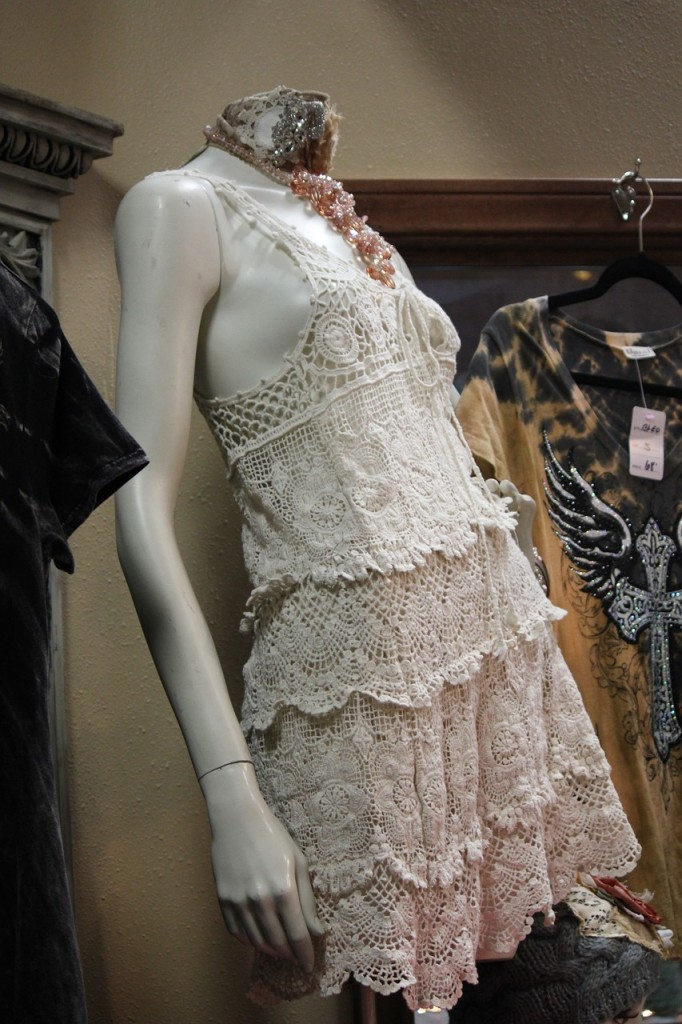 Spring 2015 Fashion Trends White Eyelet Lace