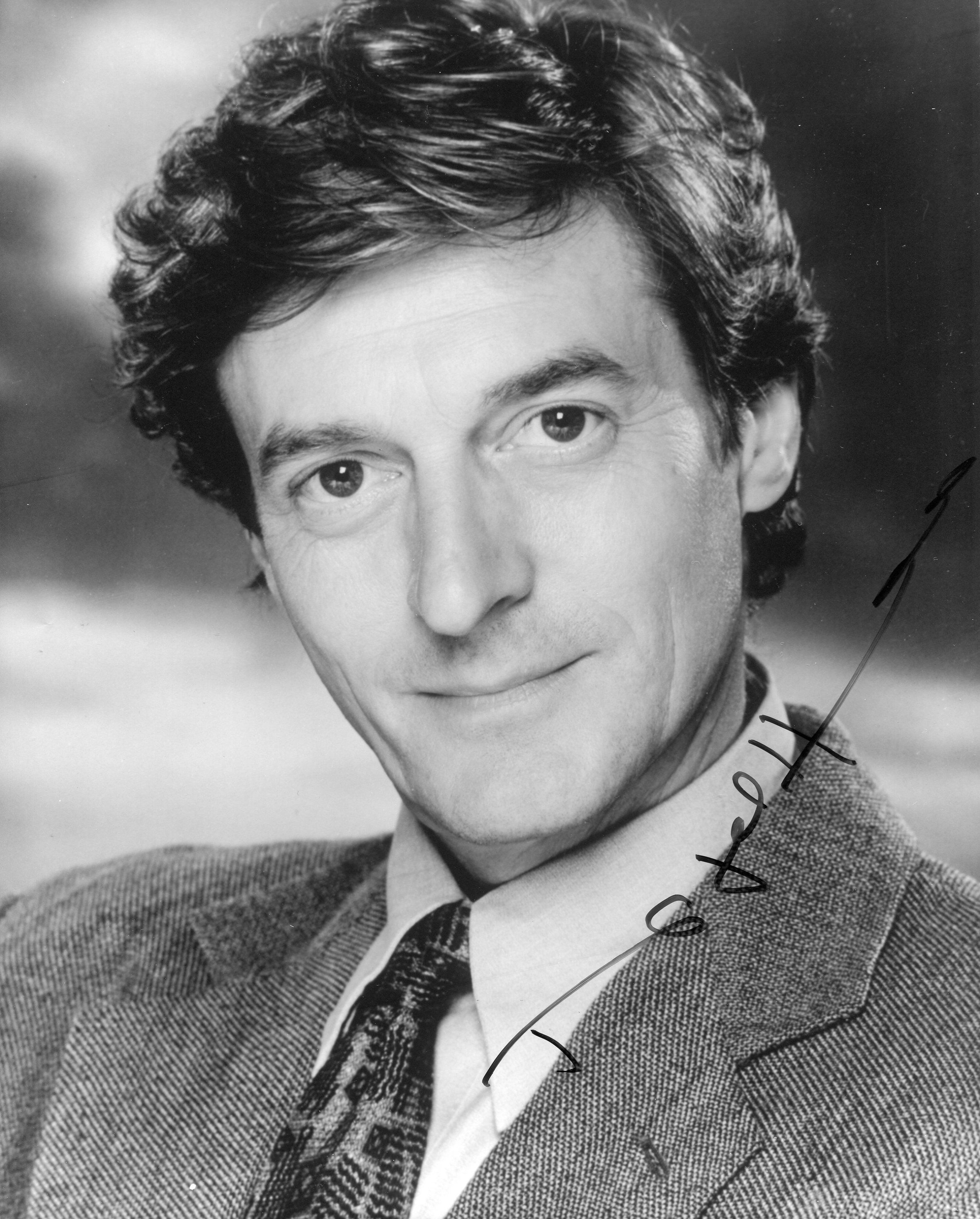 Nigel Havers Headshot British Actors