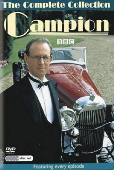 Peter Davison Campion BBC British Actors