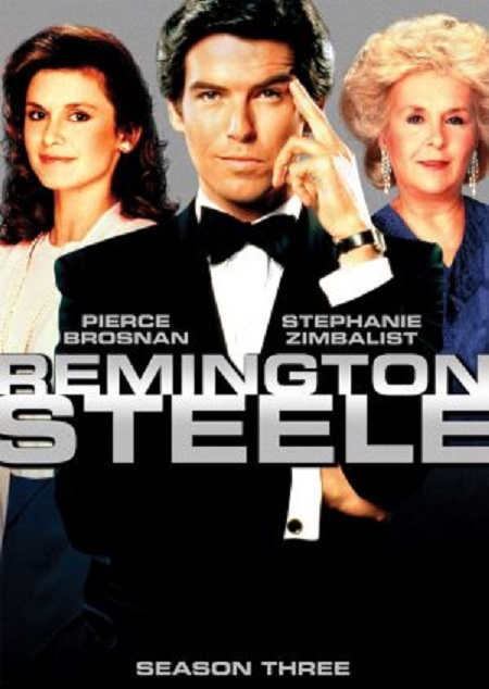 Remington Steele Pierce Brosnan British Actors