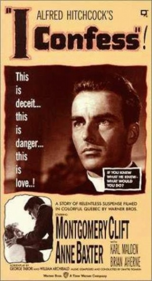 Montgomery Clift I Confess