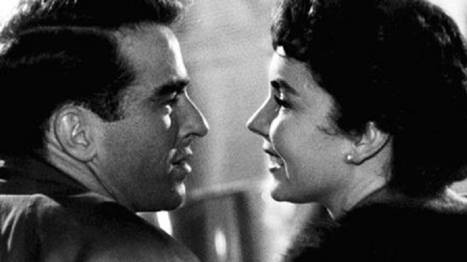 Montgomery Clift Jennifer Jones Indiscretion