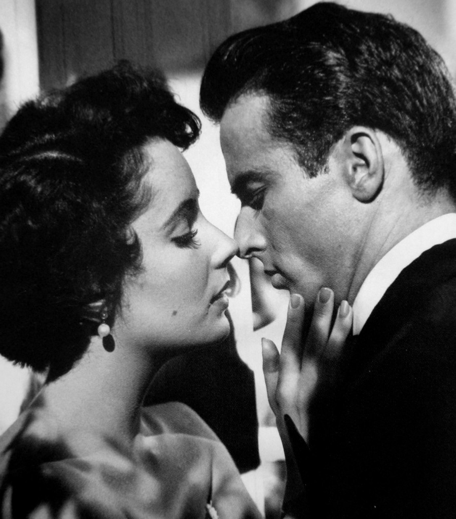 Montgomery Clift Elizabeth Taylor A Place in the Sun