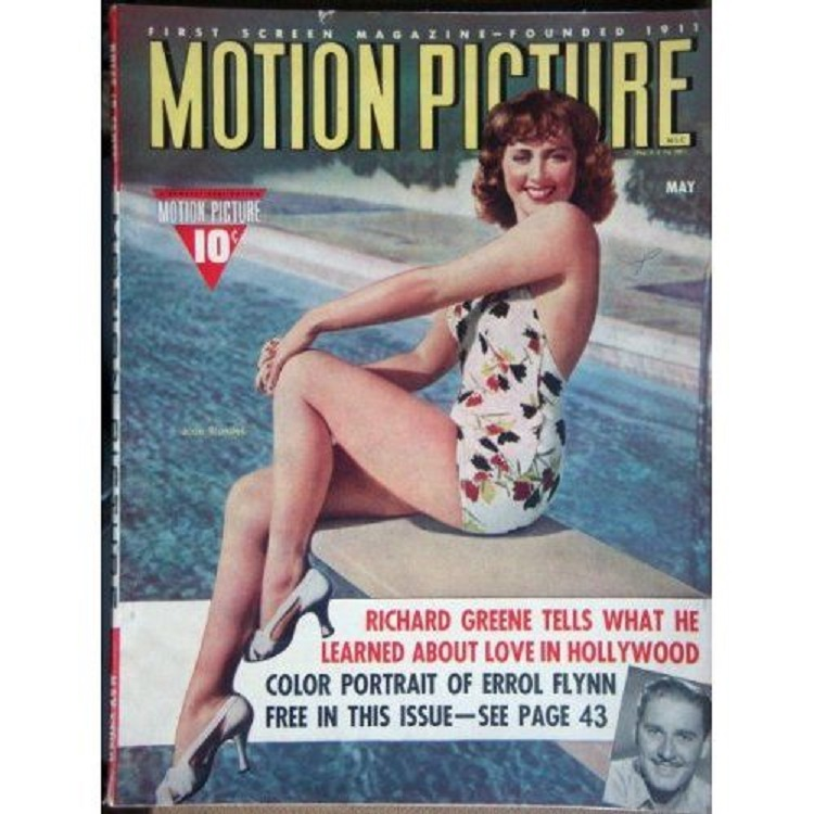 Joan_Blondell_Motion_Picture Swimsuit 1