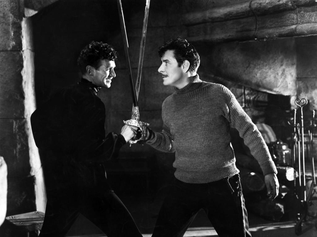 The Prisoner of Zenda (1937)  Douglas Fairbanks Jr. Ronald Colman