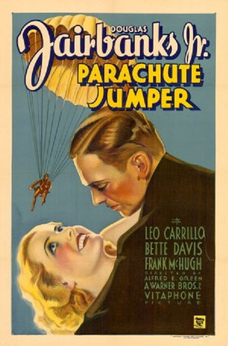 Parachute Jumper (1933) Review Poster2