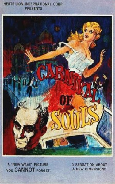 Stylish Halloween Films Carnival of Souls 2