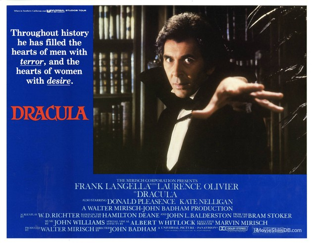 Stylish Halloween Films Dracula 1979 2