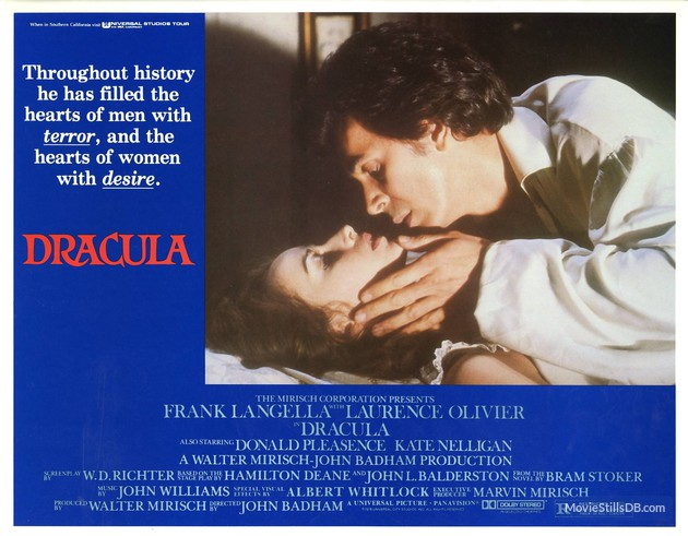 Stylish Halloween Films Dracula 1979 3
