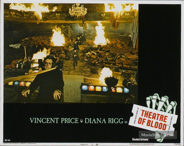 Stylish Halloween Films Theatre of Blood 2