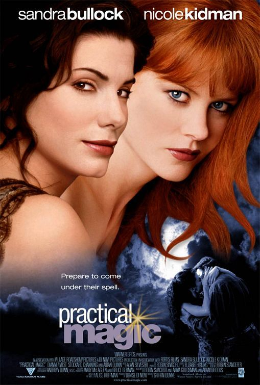 Stylish Halloween Movies Practical Magic 1
