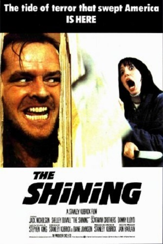 Stylish Halloween Movies the-shining 2