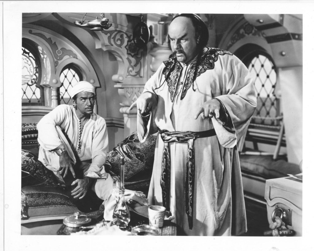 Sinbad The Sailor (1947) Stylish Movies Douglas Fairbanks Jr. Walter Slezak