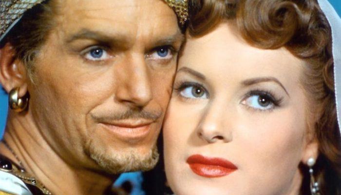 Stylish Movies: Sinbad the Sailor (1947)