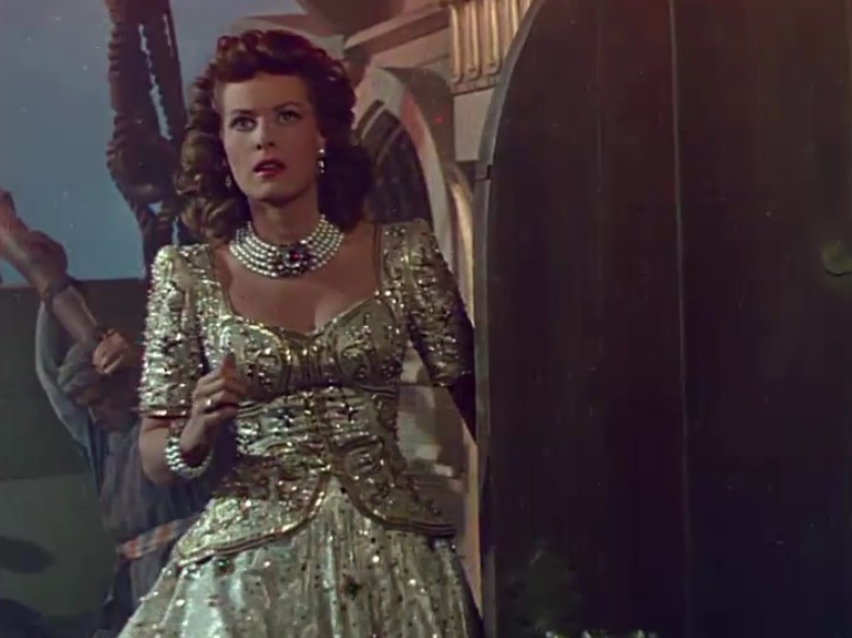Sinbad the Sailor (1947) Stylish Movies Maureen O'Hara